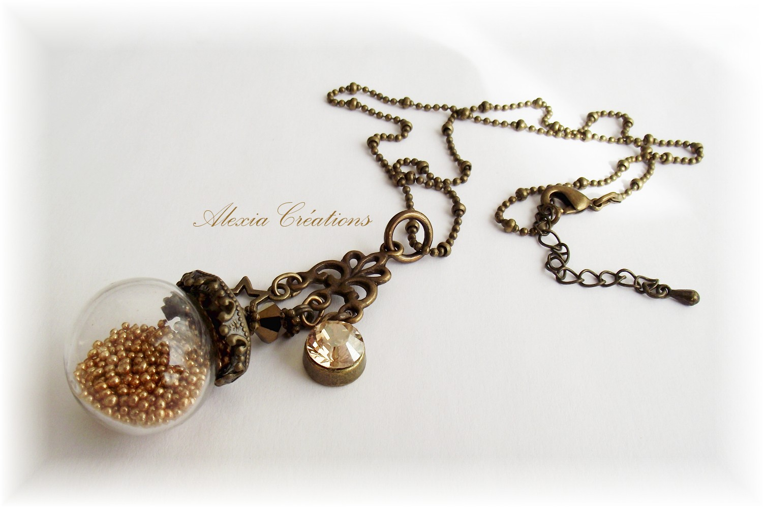 Collier Bulle d'Or