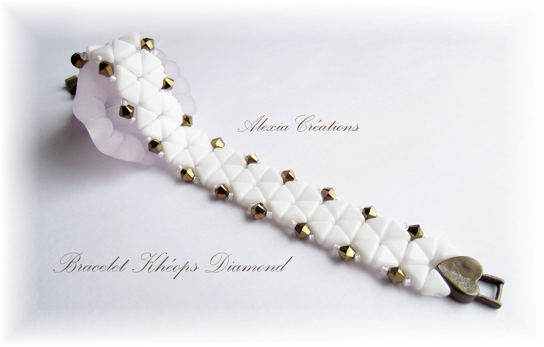 Bracelet Kheops Diamond