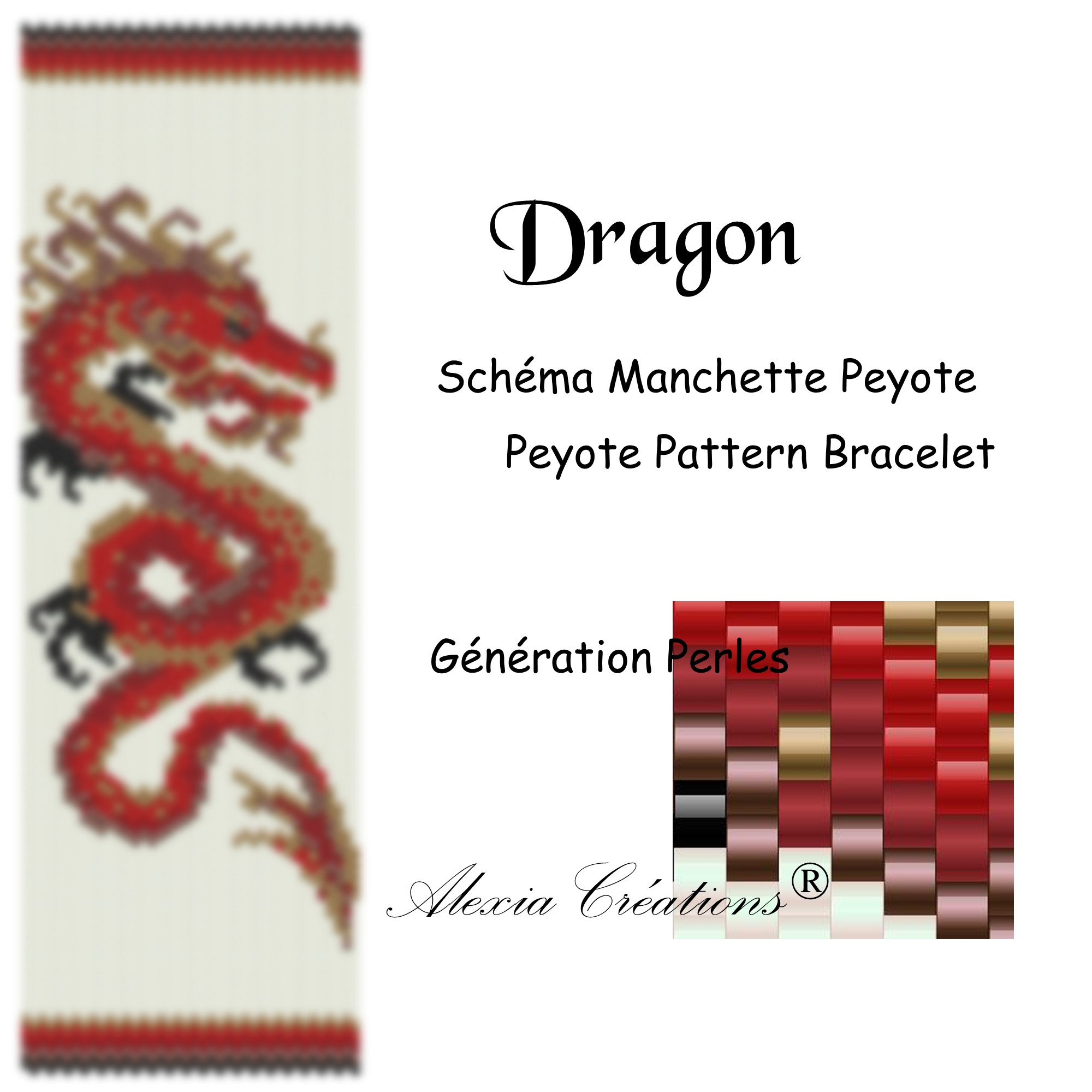Manchette Dragon