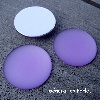 Zoomer sur Rond 30mm lilas